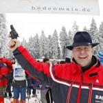 2. Bodenmaiser Schneeschuhnacht mit Rosi Mittermaier und Christian Neureuther