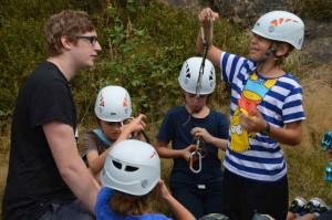Ferienprogramm Bergwacht 2