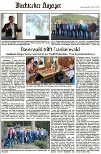Wallenfels Zeitung